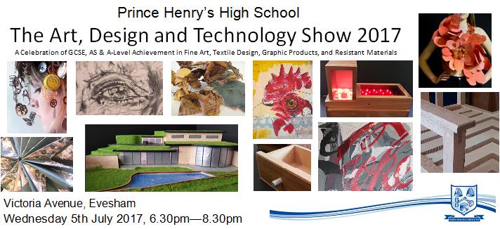 Art, Design & Technology Show