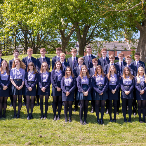 Our New Senior Prefects