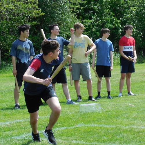 Year 12 Rounders