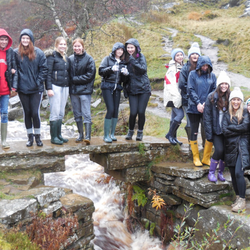 English Literature Visit to Brontë Country