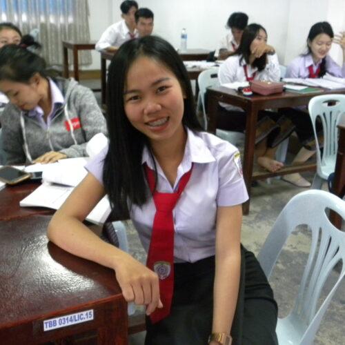 Interact Sponsors Student in Laos