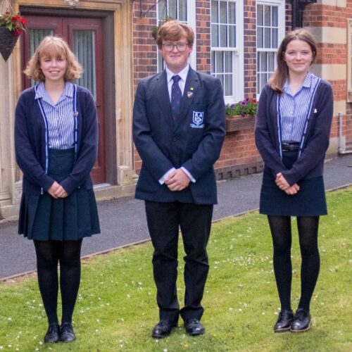 Introducing our new Head Students